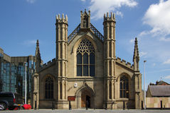 St Andrew katedra w Glasgow, Szkocja Zdjęcia Royalty Free