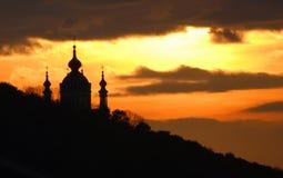 St.Andrew Kathedrale, Kyiv, Ukraine Stockbild