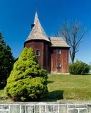 St. Andrew Kerk Royalty-vrije Stock Fotografie