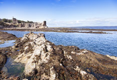 St. Andrew's Castle Royalty Free Stock Photography