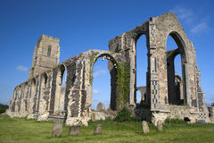 St Andrew's Church, Covehithe, Suffolk, England Stock Photo