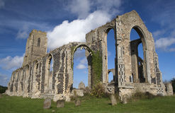 St Andrew's Church, Covehithe, Suffolk, England Royalty Free Stock Photos