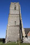 St Andrew's Church, Covehithe, Suffolk, England Stock Photography
