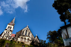 St. Andrew's Church of Darjeeling Royalty Free Stock Photography