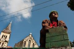 St. Andrew's Church of Darjeeling Royalty Free Stock Photos