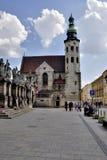St. Andrew s Church in Krakow Stock Image