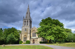 St. Andrew's Church, London, uk, Great Britain Royalty Free Stock Photos