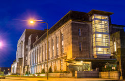 St Andrew's House, a building of the Scottish Government Royalty Free Stock Photos