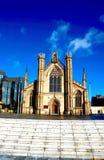 St Andrew ` s katedra, Glasgow Zdjęcia Stock