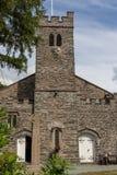 St Andrew ' s-Kirche in Coniston Die Kirche war errichtetes im Jahre 1819 lizenzfreie stockfotos