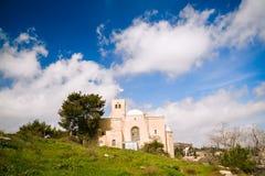 St. Andrew Szkocki kościół Zdjęcia Royalty Free