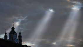 St Andrew & x27; s-kyrka Royaltyfri Foto