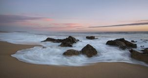 St Andrews Beach. On the Mornington Peninsula in Australia royalty free stock photo