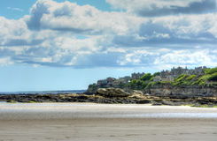 St. Andrews Beach royalty free stock image
