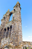 St Andrews Cathedral ruins Royalty Free Stock Photos