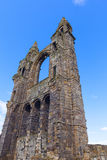 St Andrews Cathedral ruins Royalty Free Stock Images