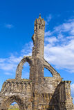 St Andrews Cathedral ruins Stock Photo