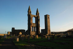St. Andrews Cathedral Stock Photo