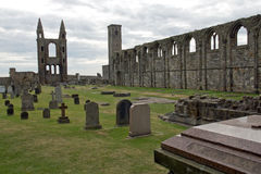 St. Andrews Cathedral Stock Images