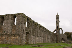 St Andrews Catherdral Priory Stock Photography
