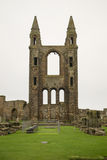 St Andrews Catherdral Priory Stock Photo