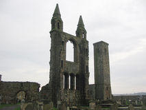 St Andrews cemetery. Fife Royalty Free Stock Images