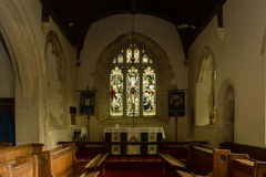 St Andrews Church Altar A Immagine Stock