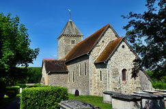 St Andrews Church, Bishopstone Royalty Free Stock Photos
