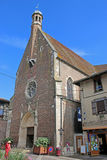 St Andrews church, Chatillon sur Chalaronne Royalty Free Stock Photos