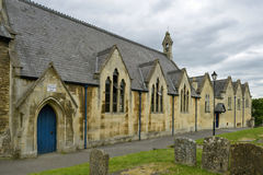 St. Andrews Church Hall Stock Image