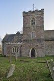 St Andrews Church, Woolaston. North Tower, St Andrews Church, Woolaston, Severnside, Gloucestershire stock photos