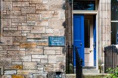 St Andrews, circa sepotember 2016 van Schotland, het UK Departamento van Royalty-vrije Stock Afbeelding