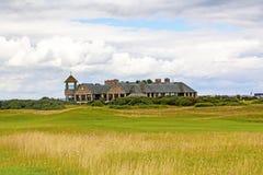 St Andrews de Cursus van het Golf Stock Foto's