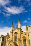 St Andrews domkyrka, Aberdeen, Skottland, UK, 13/08/2017 Arkivbild