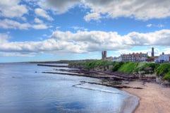 St Andrews, Escócia fotos de stock