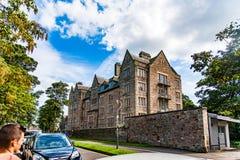 St Andrews, Escócia, Reino Unido cerca do sepotember 2016 Casa típica Imagens de Stock