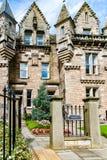 St Andrews, Escócia, Reino Unido cerca do sepotember 2016 - Edgecliffe - Imagens de Stock Royalty Free