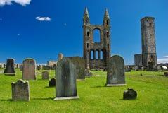 St. Andrews Kathedraal Royalty-vrije Stock Fotografie