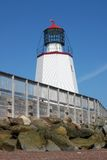 St. Andrews lighthouse Royalty Free Stock Photography