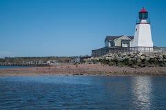 St Andrews Lighthouse Seaward Fotos de Stock