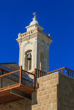 St. Andrews monastery bell tower Stock Image