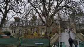 St Andrews in a rainy day Stock Photography