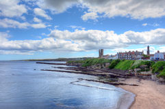 St Andrews, Schottland stockfotos