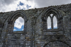 St. Andrews Scotland. An image of St. Andrew an old Scotland city stock images