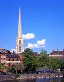 St Andrews Spire, Worcester fotos de archivo libres de regalías