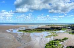 St Andrews strand royalty-vrije stock afbeeldingen