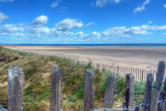 St Andrews strand stock foto's