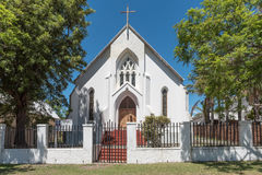 St Andrews Uniting Presbyterian Church in Cookhouse Stock Images