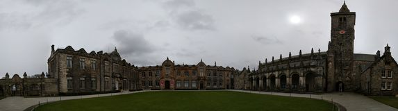 St Andrews University, Escocia Imagen de archivo