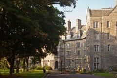 St Andrews University, Skottland, UK Arkivbild